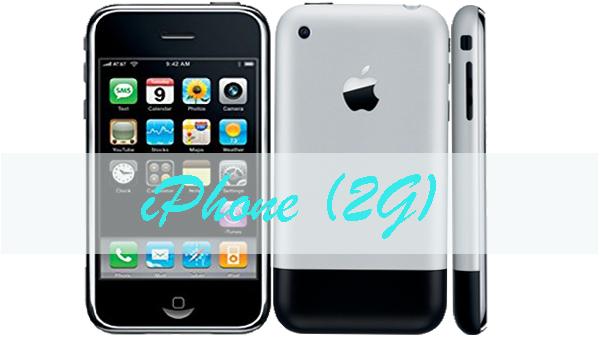 iPhone (2G)