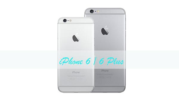 iPhone 6 และ iPhone 6 Plus