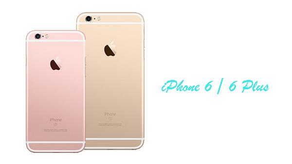 iPhone 6s และ iPhone 6s Plus