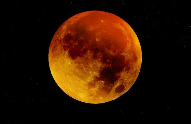 การถ่ายรูปดวงจันทร์
